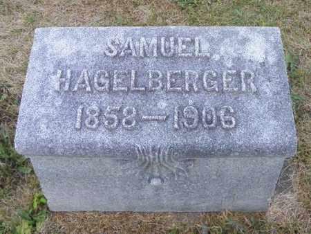 HAGELBERGER, SAMUEL - Shelby County, Ohio   SAMUEL HAGELBERGER - Ohio Gravestone Photos