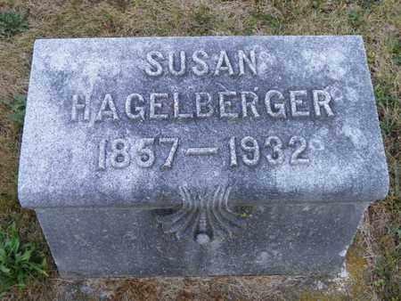 HAGELBERGER, SUSAN - Shelby County, Ohio   SUSAN HAGELBERGER - Ohio Gravestone Photos