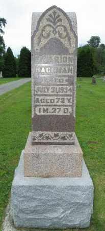 HAGEMAN, NANNIE J. - Shelby County, Ohio   NANNIE J. HAGEMAN - Ohio Gravestone Photos