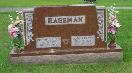HAGEMAN, MARY EVELYN - Shelby County, Ohio   MARY EVELYN HAGEMAN - Ohio Gravestone Photos
