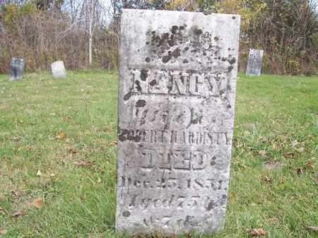 HARDESTY, NANCY - Shelby County, Ohio | NANCY HARDESTY - Ohio Gravestone Photos