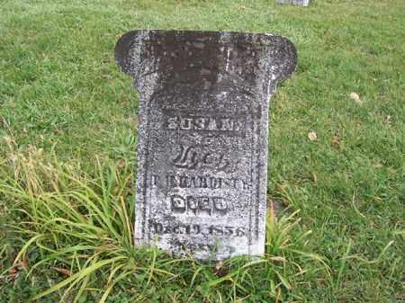 HARDISTY, SUSAN - Shelby County, Ohio | SUSAN HARDISTY - Ohio Gravestone Photos
