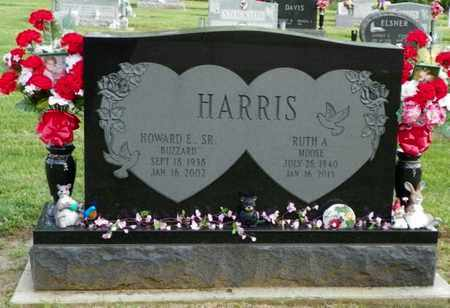 HARRIS, RUTH A. - Shelby County, Ohio | RUTH A. HARRIS - Ohio Gravestone Photos