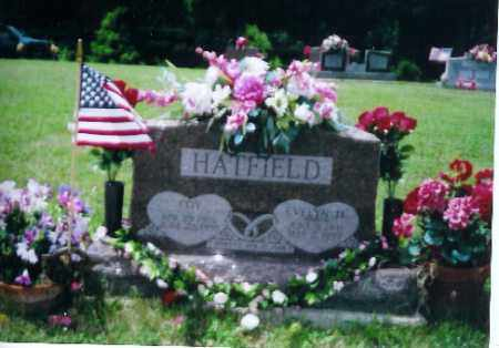 SNYDER HATFIELD, EVELYN - Shelby County, Ohio | EVELYN SNYDER HATFIELD - Ohio Gravestone Photos