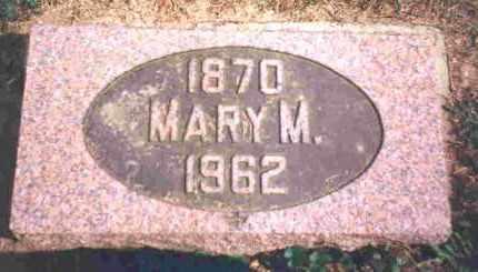 HEINTZ, MARY M. - Shelby County, Ohio   MARY M. HEINTZ - Ohio Gravestone Photos