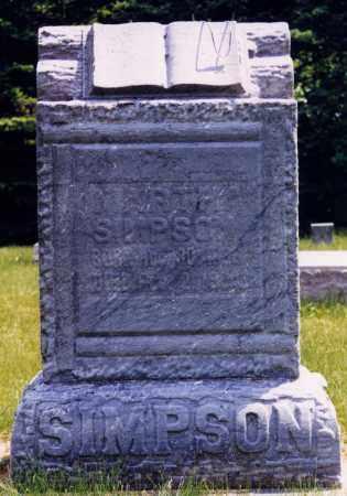 HEINTZ, MARTHA - Shelby County, Ohio | MARTHA HEINTZ - Ohio Gravestone Photos