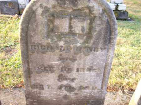 HENRY, RICHARD - Shelby County, Ohio | RICHARD HENRY - Ohio Gravestone Photos