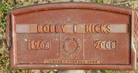 HICKS, BOBBY L. - Shelby County, Ohio | BOBBY L. HICKS - Ohio Gravestone Photos