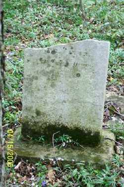 HILLIARD, NANCY - Shelby County, Ohio | NANCY HILLIARD - Ohio Gravestone Photos