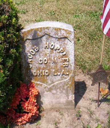HOPPLER, JACOB - Shelby County, Ohio   JACOB HOPPLER - Ohio Gravestone Photos