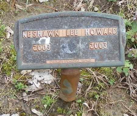 HOWARD, KESHAWN LEE - Shelby County, Ohio | KESHAWN LEE HOWARD - Ohio Gravestone Photos