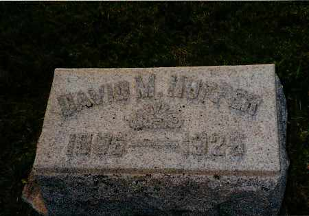 HUFFER, DAVID - Shelby County, Ohio   DAVID HUFFER - Ohio Gravestone Photos
