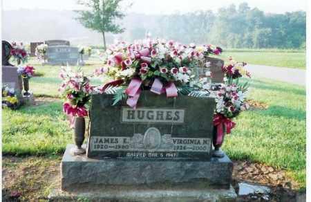 HUGHES, VIRGINIA N. - Shelby County, Ohio | VIRGINIA N. HUGHES - Ohio Gravestone Photos