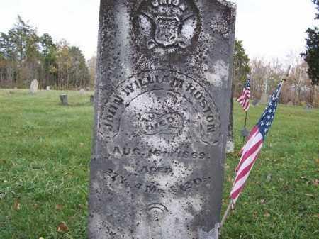 HUSTON, JOHN WILLIAM - Shelby County, Ohio | JOHN WILLIAM HUSTON - Ohio Gravestone Photos