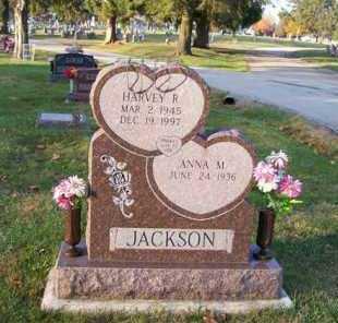 JACKSON, ANNA M. - Shelby County, Ohio | ANNA M. JACKSON - Ohio Gravestone Photos