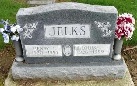 JELKS, HENRY L. - Shelby County, Ohio | HENRY L. JELKS - Ohio Gravestone Photos