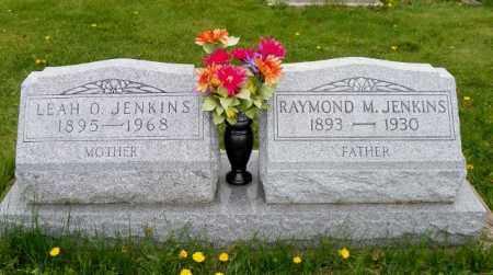 JENKINS, LEAH O. - Shelby County, Ohio | LEAH O. JENKINS - Ohio Gravestone Photos