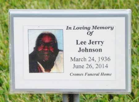JOHNSON, LEE JERRY - Shelby County, Ohio | LEE JERRY JOHNSON - Ohio Gravestone Photos