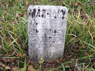 JULIEN, MARGARY - Shelby County, Ohio | MARGARY JULIEN - Ohio Gravestone Photos