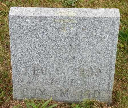 KAH, MAGDALENA - Shelby County, Ohio   MAGDALENA KAH - Ohio Gravestone Photos