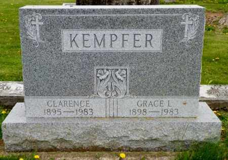 KEMPFER, GRACE L. - Shelby County, Ohio | GRACE L. KEMPFER - Ohio Gravestone Photos