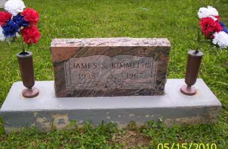 KIMMEL, JAMES S.  III - Shelby County, Ohio   JAMES S.  III KIMMEL - Ohio Gravestone Photos