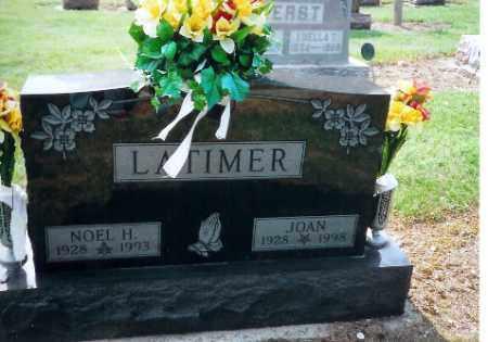 SMITH LATIMER, JOAN D. - Shelby County, Ohio | JOAN D. SMITH LATIMER - Ohio Gravestone Photos