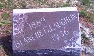 LAUGHLIN, BLANCHE G. - Shelby County, Ohio | BLANCHE G. LAUGHLIN - Ohio Gravestone Photos