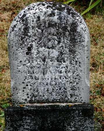 LAUGHLIN, JOHN ELVER - Shelby County, Ohio | JOHN ELVER LAUGHLIN - Ohio Gravestone Photos
