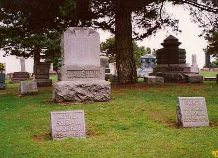 CLARK LAUGHLIN, SARAH A. - Shelby County, Ohio | SARAH A. CLARK LAUGHLIN - Ohio Gravestone Photos