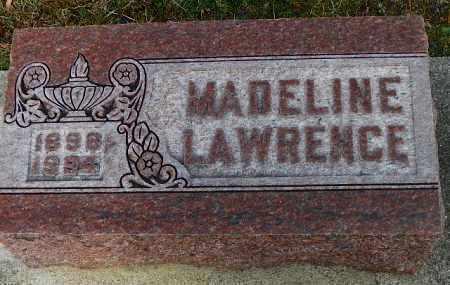 LAWRENCE, MADELINE - Shelby County, Ohio | MADELINE LAWRENCE - Ohio Gravestone Photos