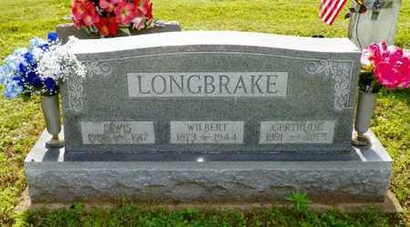 LONGBRAKE, GERTRUDE - Shelby County, Ohio | GERTRUDE LONGBRAKE - Ohio Gravestone Photos