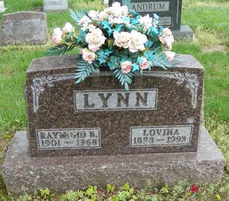 LYNN, LOVINA - Shelby County, Ohio | LOVINA LYNN - Ohio Gravestone Photos