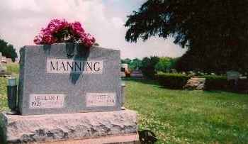 SCOBY MANNING, BUELAH F - Shelby County, Ohio | BUELAH F SCOBY MANNING - Ohio Gravestone Photos