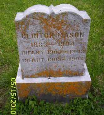 MASON, INFANT - Shelby County, Ohio | INFANT MASON - Ohio Gravestone Photos