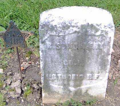 MCCLERY, R. S - Shelby County, Ohio   R. S MCCLERY - Ohio Gravestone Photos