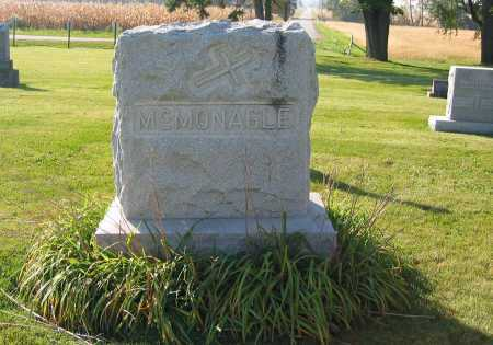 MCMONAGLE, ? - Shelby County, Ohio | ? MCMONAGLE - Ohio Gravestone Photos