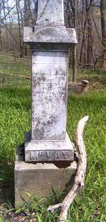MCVAY, THOMAS - Shelby County, Ohio   THOMAS MCVAY - Ohio Gravestone Photos