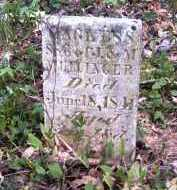 MELLINGER, MAGNESS - Shelby County, Ohio | MAGNESS MELLINGER - Ohio Gravestone Photos