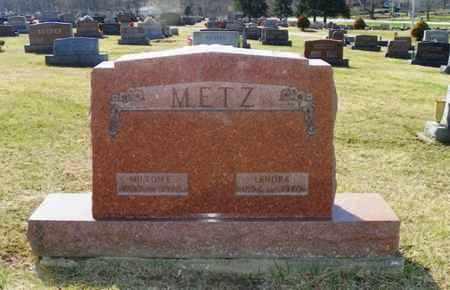 METZ, MILTON E. - Shelby County, Ohio | MILTON E. METZ - Ohio Gravestone Photos