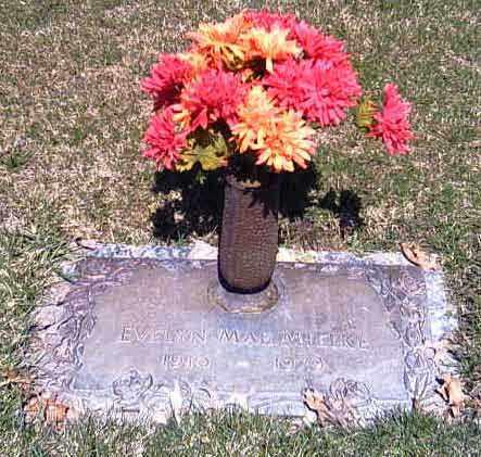 MIELKE, EVELYN MAE - Shelby County, Ohio | EVELYN MAE MIELKE - Ohio Gravestone Photos