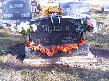 MILLER, GERALD S. - Shelby County, Ohio | GERALD S. MILLER - Ohio Gravestone Photos
