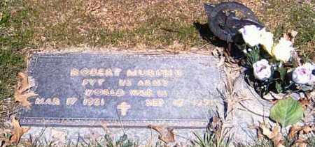 MURPHY, ROBERT - Shelby County, Ohio   ROBERT MURPHY - Ohio Gravestone Photos