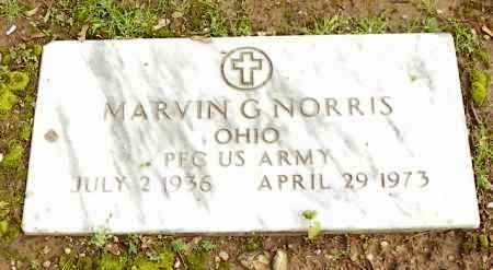 NORRIS, MARVIN G. - Shelby County, Ohio   MARVIN G. NORRIS - Ohio Gravestone Photos