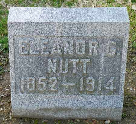 NUTT, ELEANOR C. - Shelby County, Ohio | ELEANOR C. NUTT - Ohio Gravestone Photos