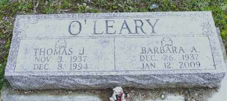 O'LEARY, THOMAS J. - Shelby County, Ohio | THOMAS J. O'LEARY - Ohio Gravestone Photos