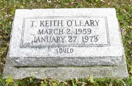 O'LEARY, T. KEITH - Shelby County, Ohio | T. KEITH O'LEARY - Ohio Gravestone Photos