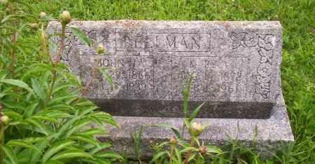 PELLMAN, JOHN H. - Shelby County, Ohio   JOHN H. PELLMAN - Ohio Gravestone Photos