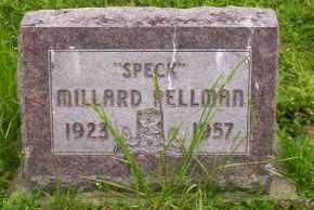 PELLMAN, MILLARD - Shelby County, Ohio   MILLARD PELLMAN - Ohio Gravestone Photos
