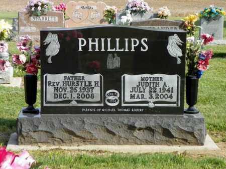PHILLIPS, JLUDITH A. - Shelby County, Ohio | JLUDITH A. PHILLIPS - Ohio Gravestone Photos